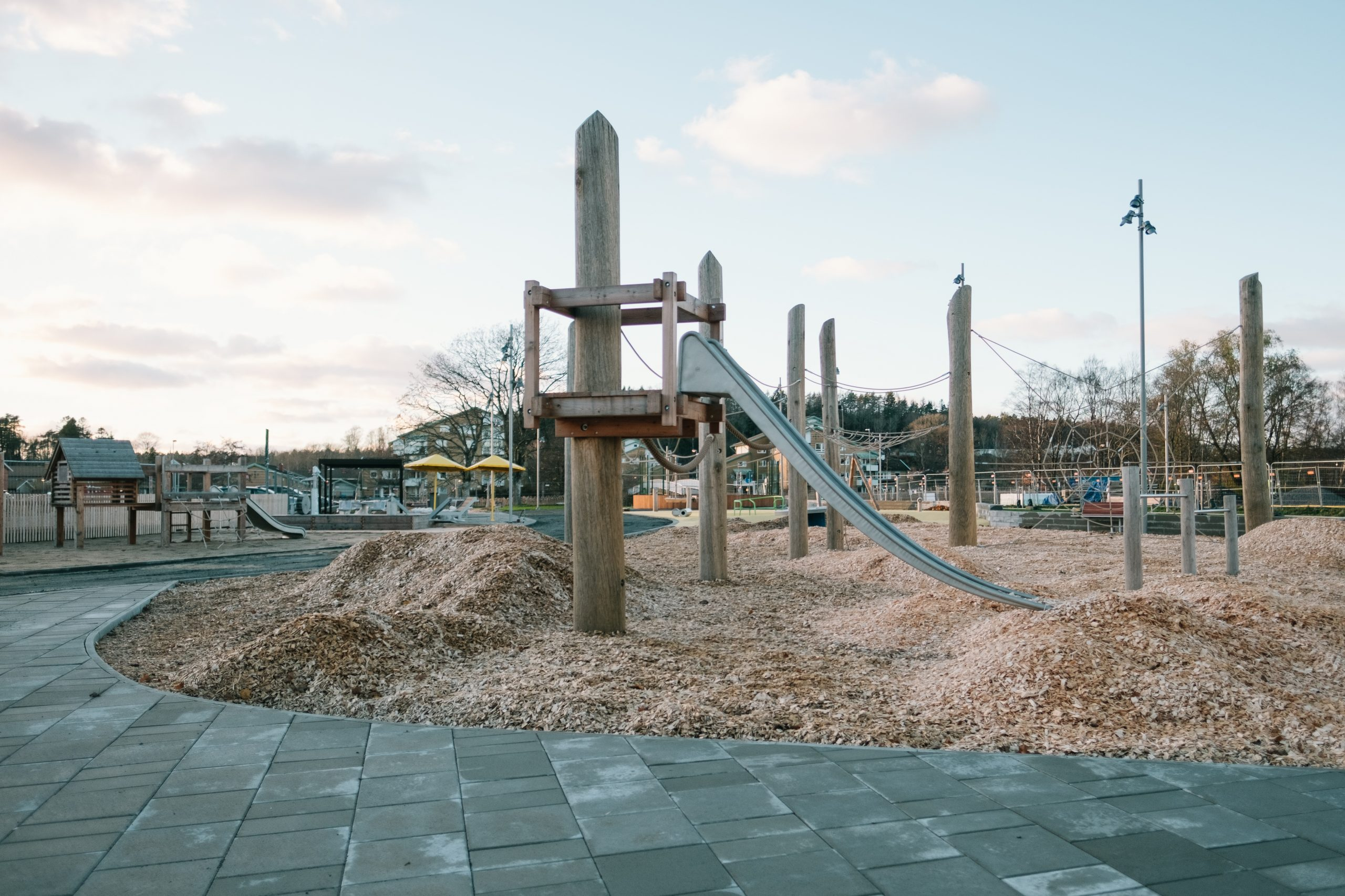 lekpark kungsbacka aktivitetspark