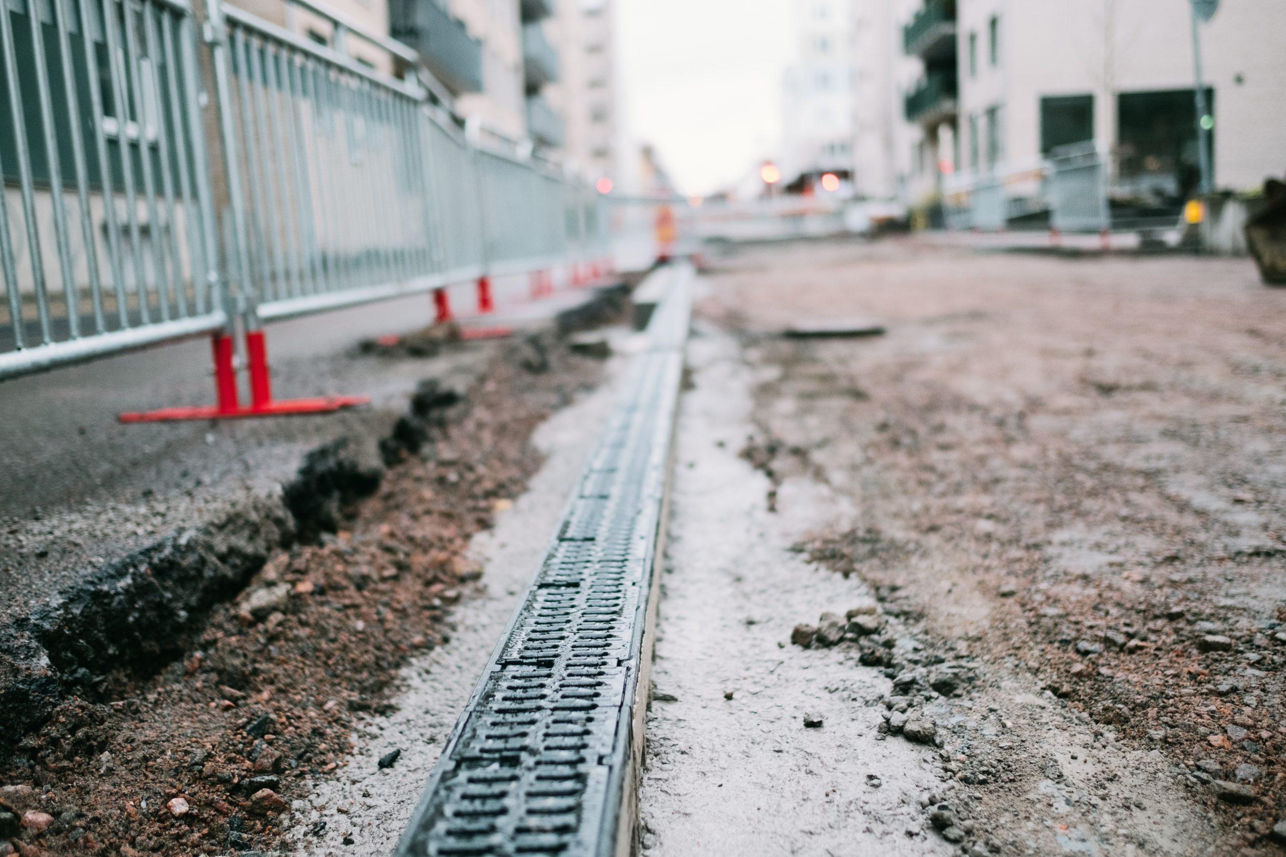 betonmast anläggning kvillebäcken