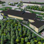 Betonmast Mälardalen bygger om äldreboende i Eskilstuna.